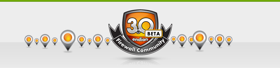 Endian Firewall Community 3.0 BETA