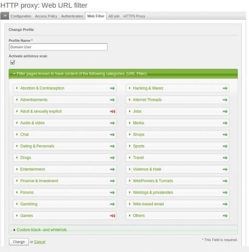 Domain Users